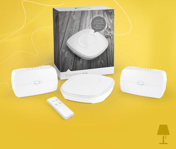 SmartThings Lighting Automation Kit