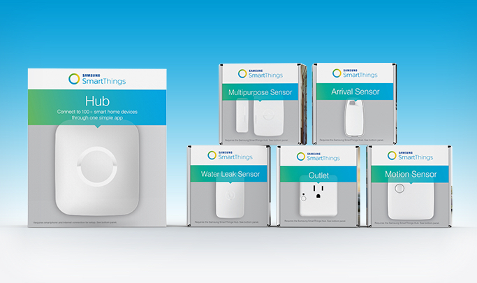 Samsung smartthings europe