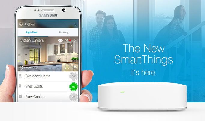 The Next Generation Of Smartthings Is Here Smartthings