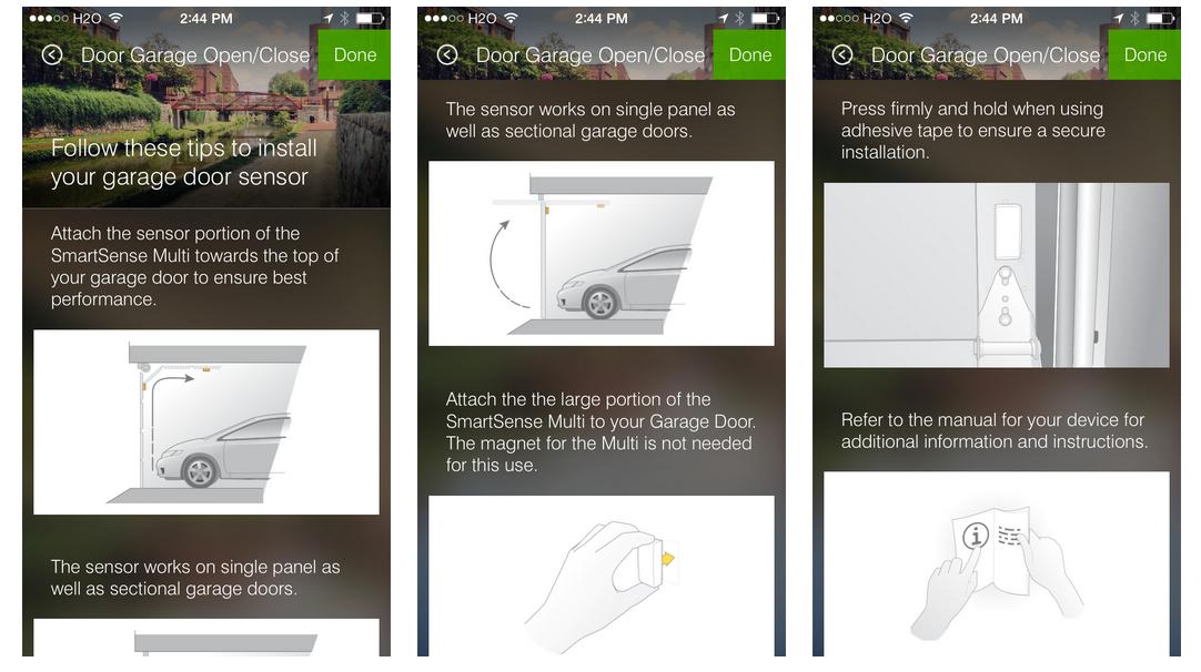 garage garagedoorautomate door your updates automate news smartthings sensors doors