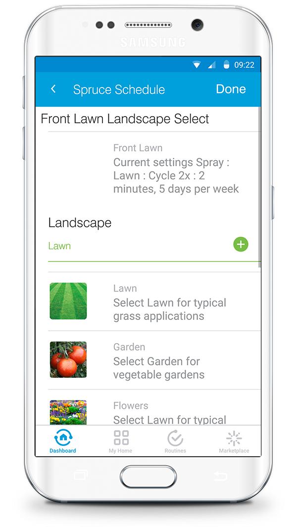 Spruce App
