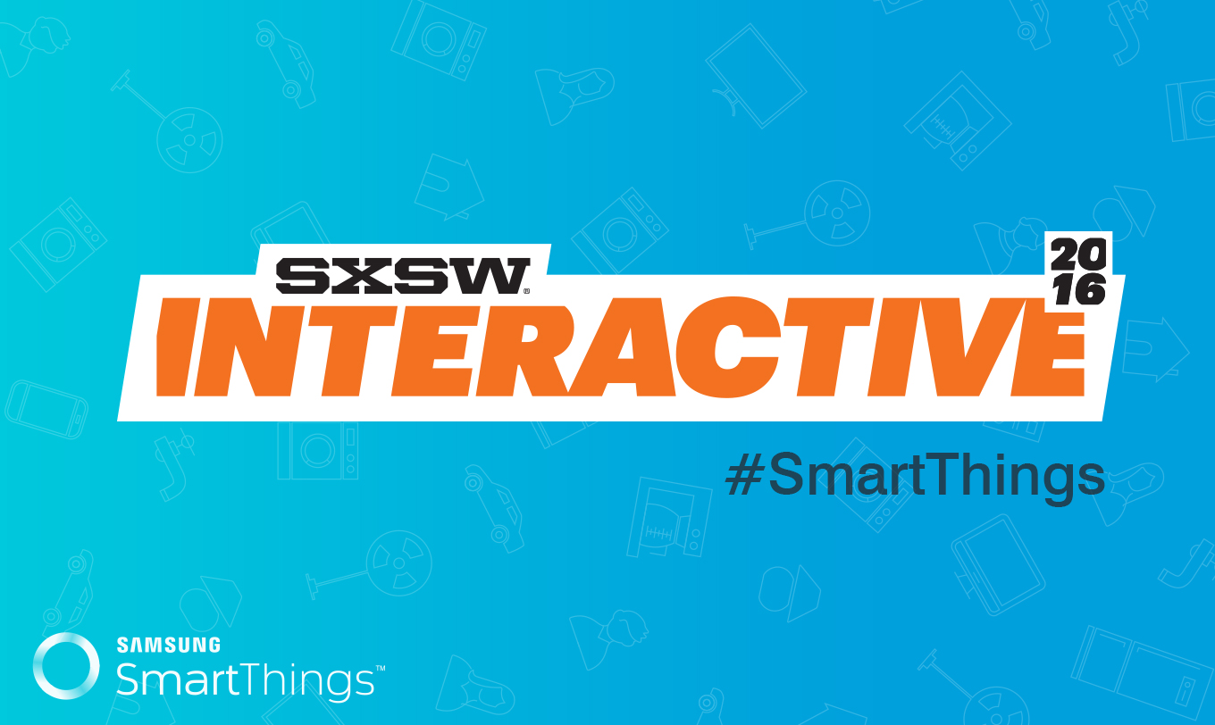 SmartThings at SXSWi