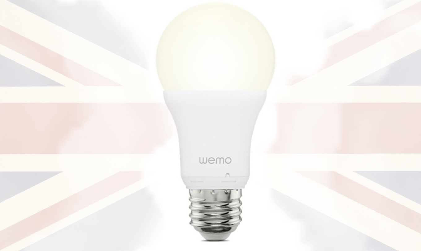 Wemo in the UK