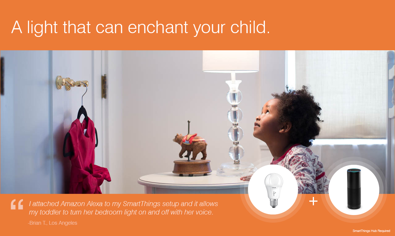 A light that can enchant your child