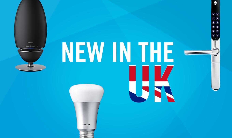 New in the UK