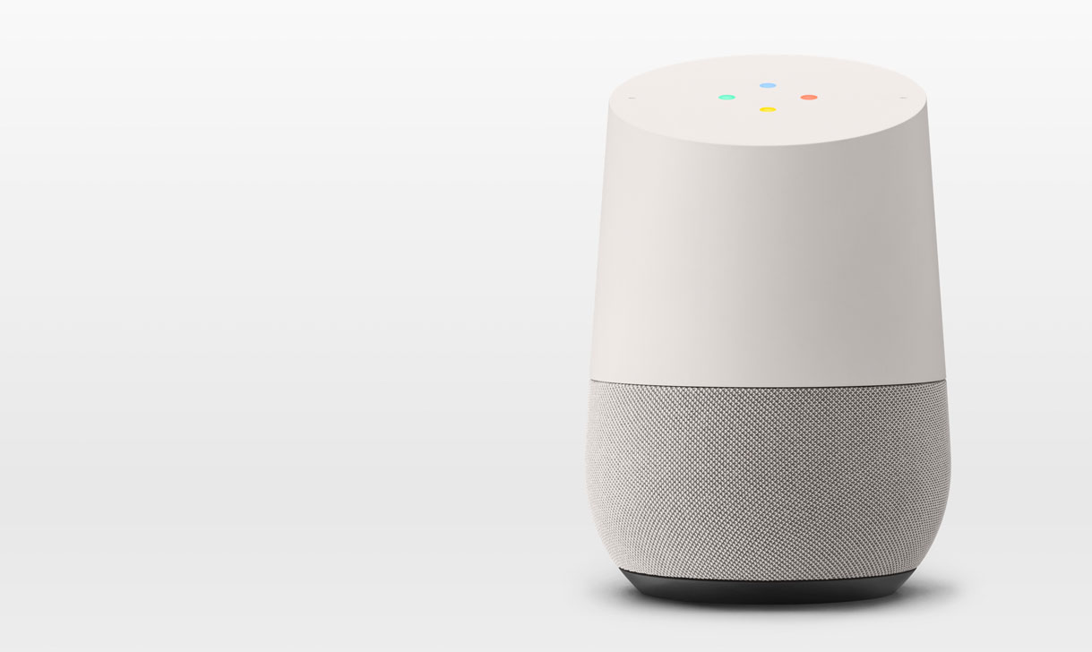 Google Home and Arlo