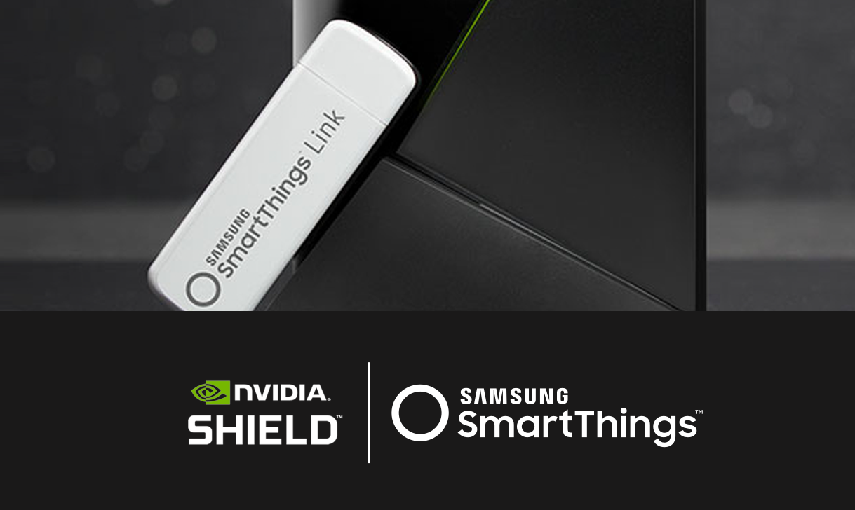 SmartThings Link for NVIDIA SHIELD TV