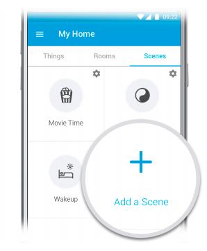 Samsung SmartThings App | SmartThings